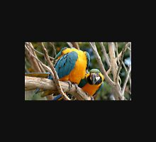Blue And Gold Macaws Unisex T-Shirt