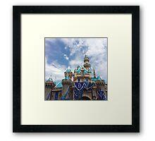 Diamond Castle Framed Print