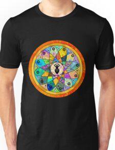 DIVINE FEMININE -Tapestry of Life Mandala - Universal Mandala Unisex T-Shirt