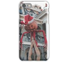 Haunted Mansion Holiday! iPhone Case/Skin