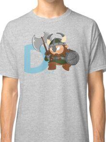 d for dwarf Classic T-Shirt