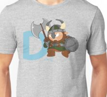 d for dwarf Unisex T-Shirt
