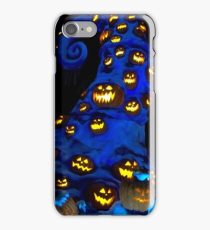 Haunted Mansion Holiday layover! iPhone Case/Skin
