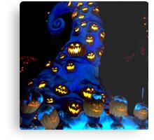 Haunted Mansion Holiday layover! Metal Print