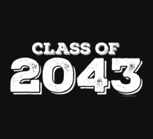 Class of 2043 by FamilySwagg