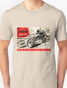 Vincent HRD advert T-shirt etc.... T-Shirt