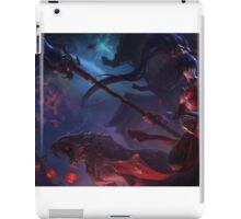 Warring Kingdom Nidalee 4K resolution iPad Case/Skin