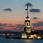 Maiden's Tower by ugurlu