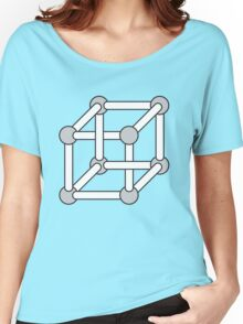 Paradox Box (Optical Illusion Cube) Women's Relaxed Fit T-Shirt