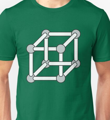 Paradox Box (Optical Illusion Cube) Unisex T-Shirt