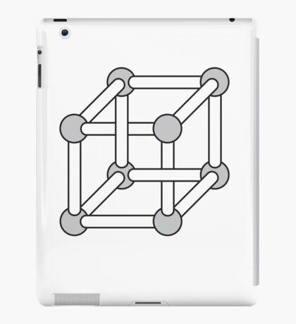 Paradox Box (Optical Illusion Cube) iPad Case/Skin