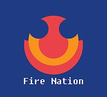 Avatar Brands- The Fire Nation by August Designs