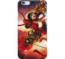 League of Legends Firecracker Jinx - 4K resolution iPhone Case/Skin