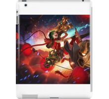League of Legends Firecracker Jinx - 4K resolution iPad Case/Skin