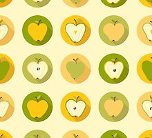 Apples by OkPen