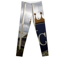 Kansas City Fever Leggings