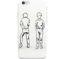 Napoleon Dynamite dance 1 iPhone Case/Skin