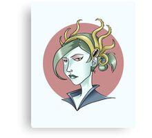 Priestess of Dagon Canvas Print