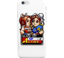 Mai and Chun-li iPhone Case/Skin