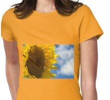 Sunny Faces and Blue Skies Womens Fitted T-Shirt