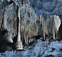 Carlsbad Caverns 7 by Stephen Vecchiotti