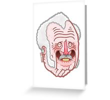 There is no age, just attitude Greeting Card