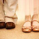 Wedding shoes children by BlaizerB