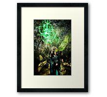 Dark Spells  Framed Print