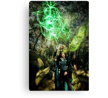 Dark Spells  Canvas Print