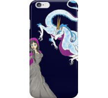 Beast and the Maiden  iPhone Case/Skin