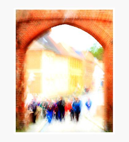 The Castle Excursion Photographic Print