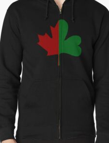 Irish Canadian/Canadian Irish T-Shirt