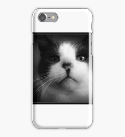 Keeky Nose iPhone Case/Skin