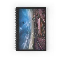 Flyby Night Glow Spiral Notebook