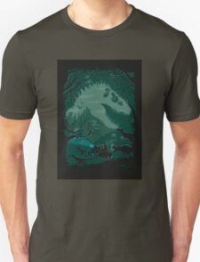 Nightmare with Dinosaurs T-Shirt