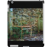 The Porch I iPad Case/Skin