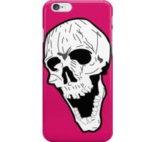 Cry Skull  iPhone Case/Skin