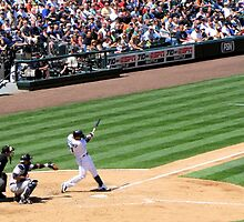 Mariners Verse the Yankees  by Don Siebel