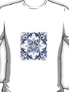 tiles pattern VI - Azulejos, Portuguese tiles T-Shirt