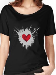Heart Women's Relaxed Fit T-Shirt