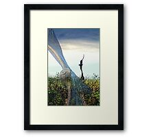 Field Flight #1 Framed Print