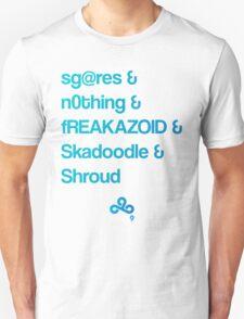 Cloud 9 CSGO  Unisex T-Shirt