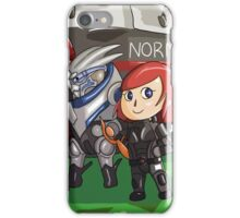 Mass Effect New Leaf iPhone Case/Skin