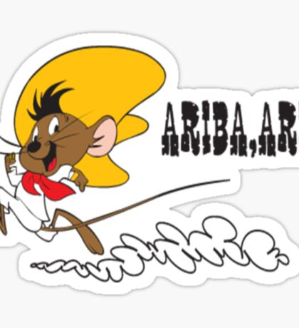 speedy gonzales Sticker