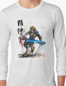 Tidus from Final Fantasy X Long Sleeve T-Shirt