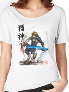 Tidus from Final Fantasy X Women's Relaxed Fit T-Shirt