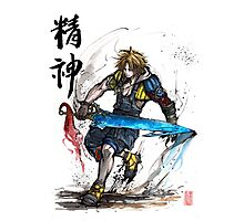 Tidus from Final Fantasy X Photographic Print