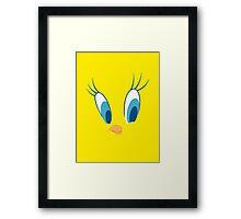 Tweetie Pie Framed Print