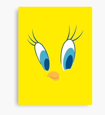 Tweetie Pie Canvas Print