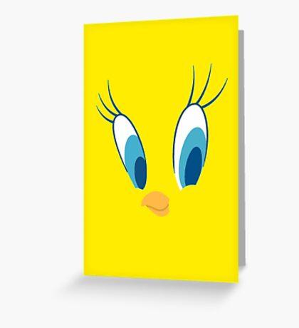 Tweetie Pie Greeting Card